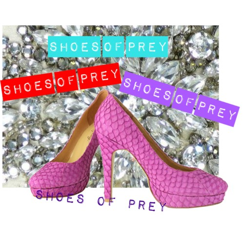 Shoes Of Prey Wedding Review