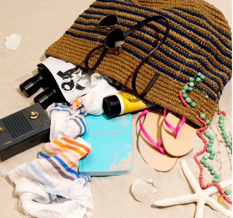 What s In Your Beach Bag  « Possess Your STYLE decc9fc8f5367